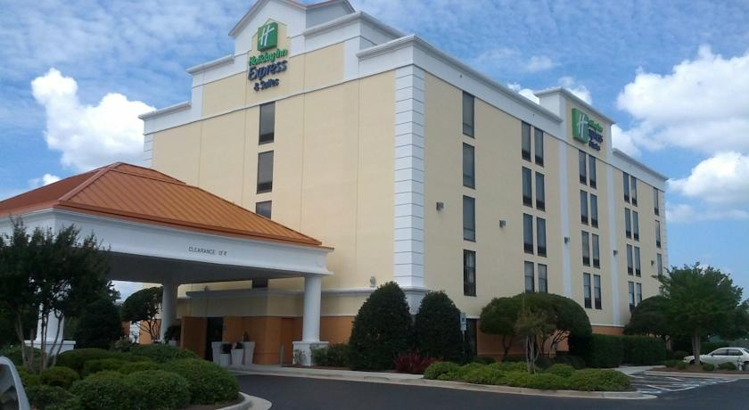 Фото отеля Holiday Inn Express Hotel & Suites Wilmington-University Ctr 2*
