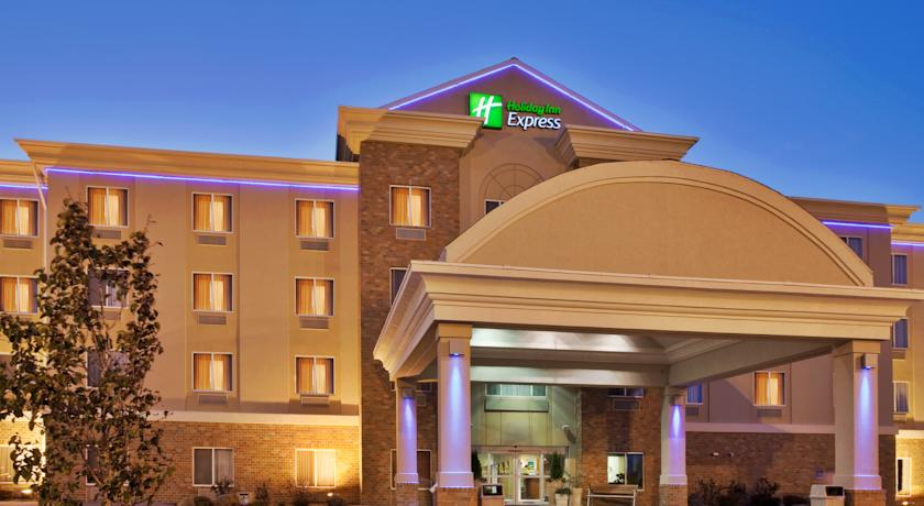 Фото отеля Holiday Inn Express Kearney 2*