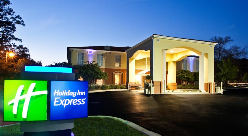 Фото отеля Holiday Inn Express Niceville-Eaglin Afb 2*