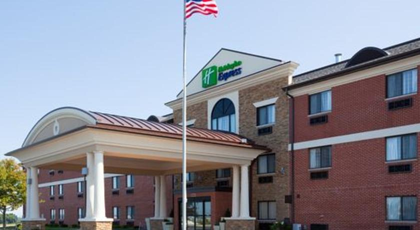 Фото отеля Holiday Inn Express Sheboygan-Kohler I-43 2*