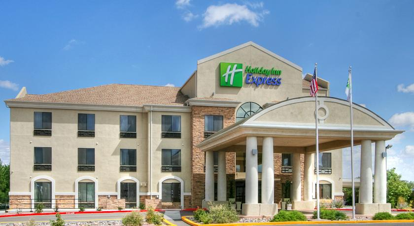 Фото отеля Holiday Inn Express Socorro 3*