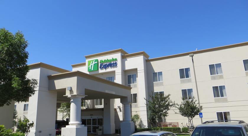 ���� ����� Holiday Inn Express Stockton Southeast ex Hampton Inn & Suites Stockton 3*