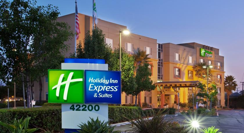 Фото отеля Holiday Inn Hotel & Suites Fremont - Milpitas Central 3*