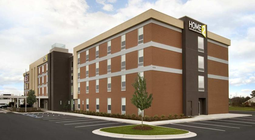 Фото отеля Home2 Suites by Hilton Fayetteville -