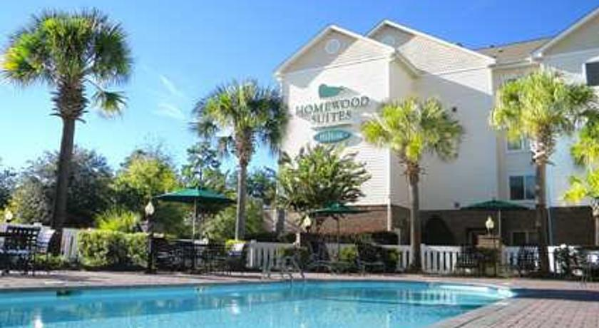 Фото отеля Homewood Suites by Hilton-Charleston - Mt  Pleasant -