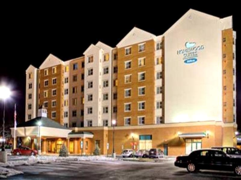 Фото отеля Homewood Suites  East Rutherford - Meadowlands - NJ -