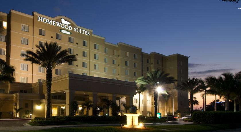 Фото отеля Homewood Suites Miami Airport-Blue Lagoon 3*