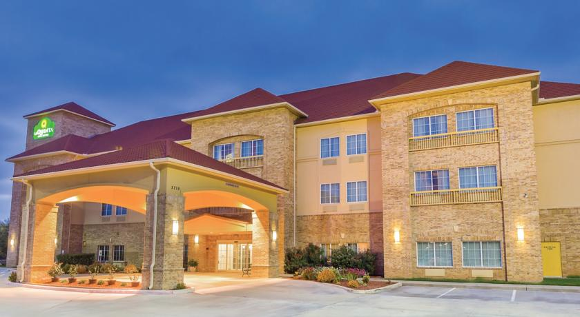 Фото отеля La Quinta Inn & Suites Missouri City 2*