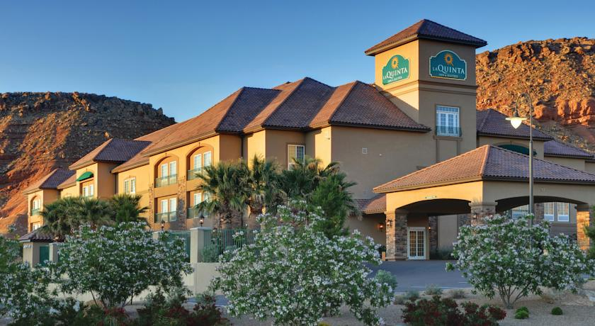 Фото отеля La Quinta Inn & Suites Saint George 3*