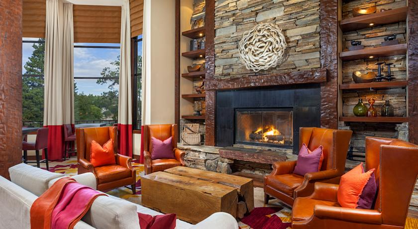Фото отеля Lake Arrowhead Resort and Spa 4*
