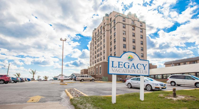 Фото отеля Legacy Vacation Club Brigantine Beach EX Brigantine Beach 3*