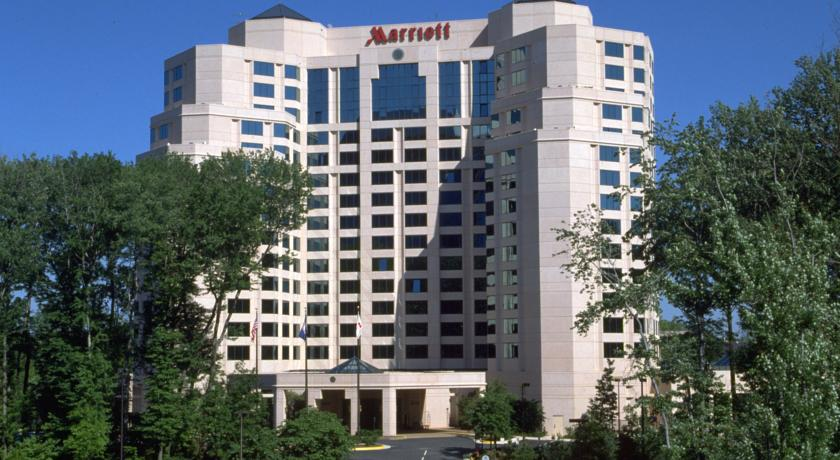 Фото отеля Marriott Fairview Park 3*