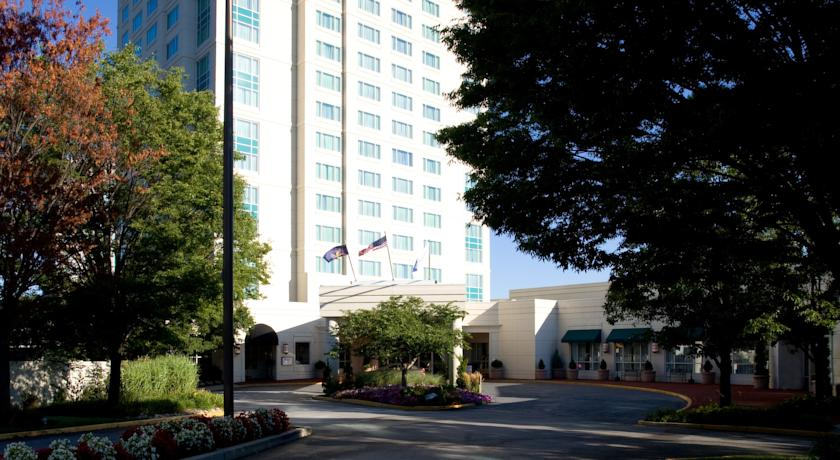 Фото отеля Marriott Philadelphia West 3*