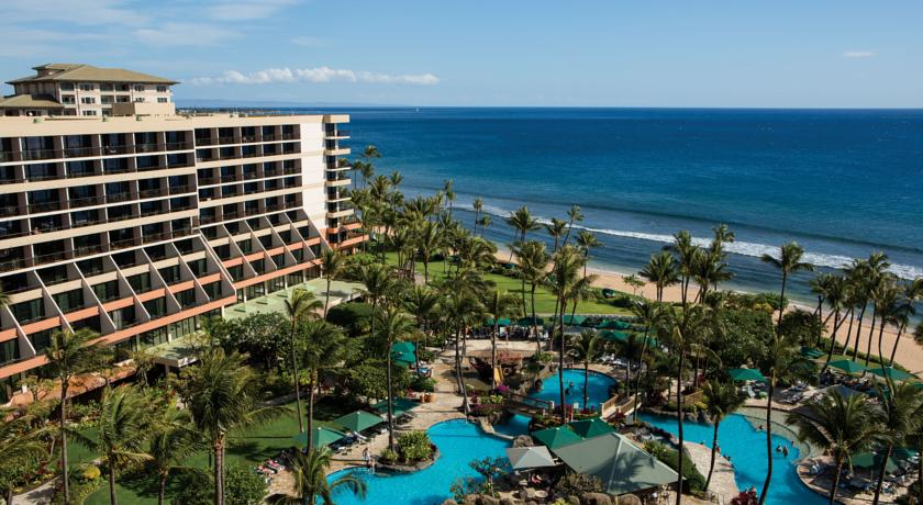 Фото отеля Marriotts Maui Ocean Club - Molokai Maui and Lanai Towers -
