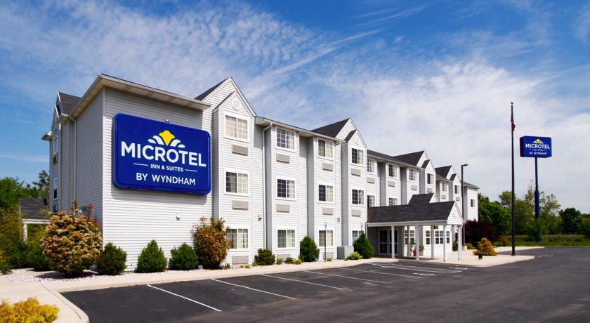 Фото отеля Microtel Inn and Suites by Wyndham Hagerstown 2*