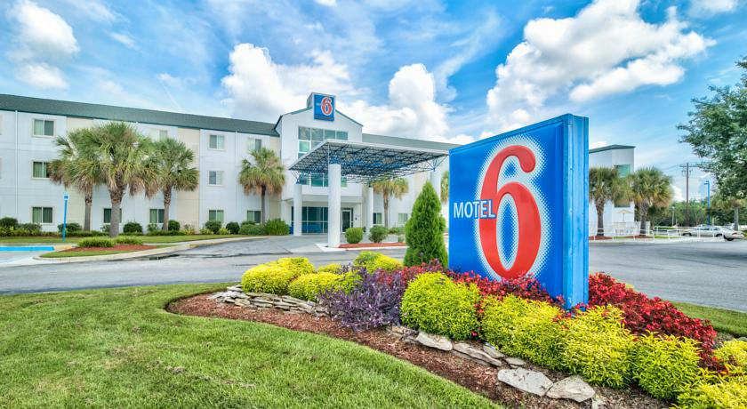 Фото отеля Motel 6 Columbia East