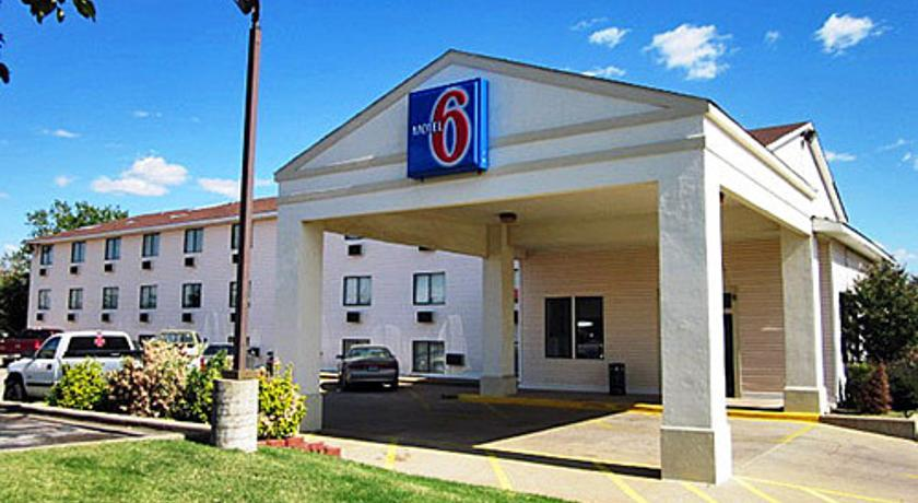 Фото отеля Motel 6 Ponca City