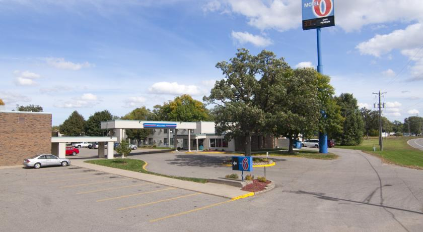 Фото отеля Motel 6 St Cloud - I-94 Waite Park