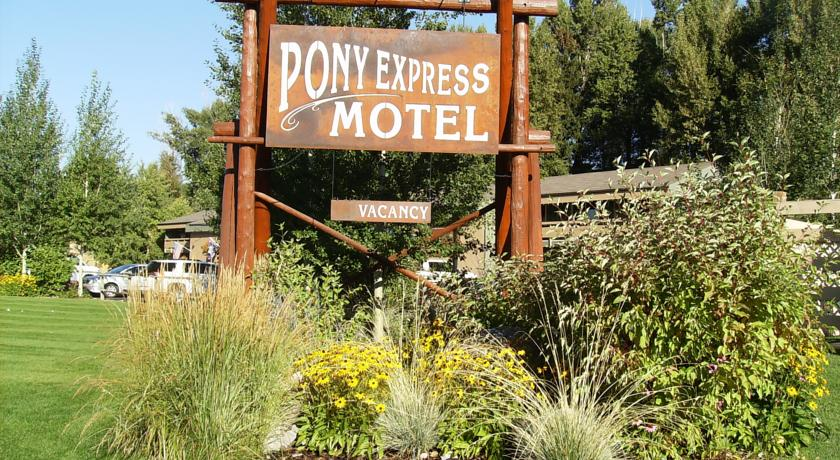 Фото отеля Pony Express Motel 2*
