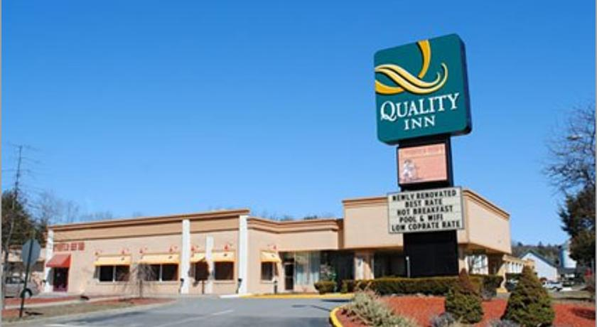 Фото отеля Quality Inn & Conference Center Brattleboro 3*