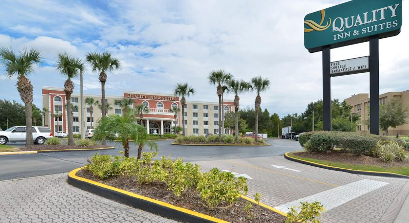Фото отеля Quality Inn & Suites at Universal Studios area 3*