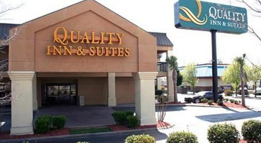 Фото отеля Quality Inn & Suites Austell 2*