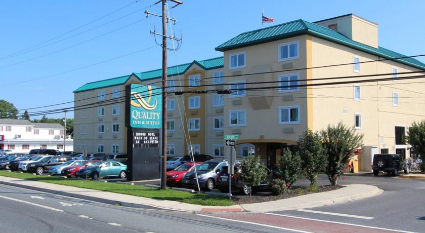 Фото отеля Quality Inn & Suites Rehoboth Beach 3*
