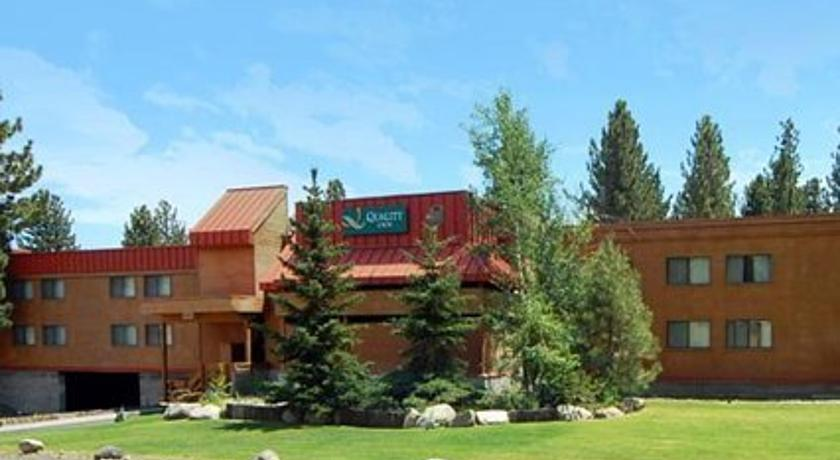 Фото отеля Quality Inn Mammoth Lakes 3*