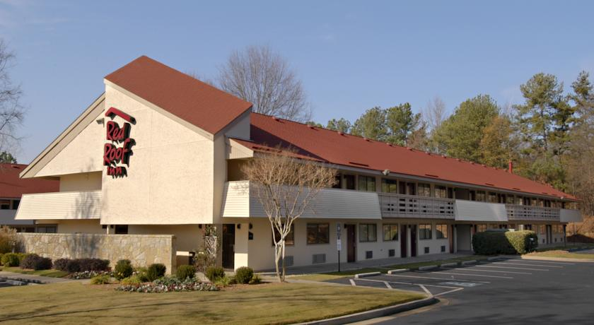 ���� ����� Red Roof Inn Atlanta South 2*