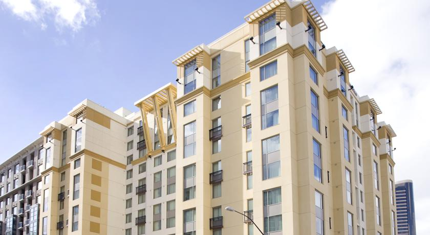 Фото отеля Residence Inn by Marriott San Diego Downtown - Gaslamp Quarter -