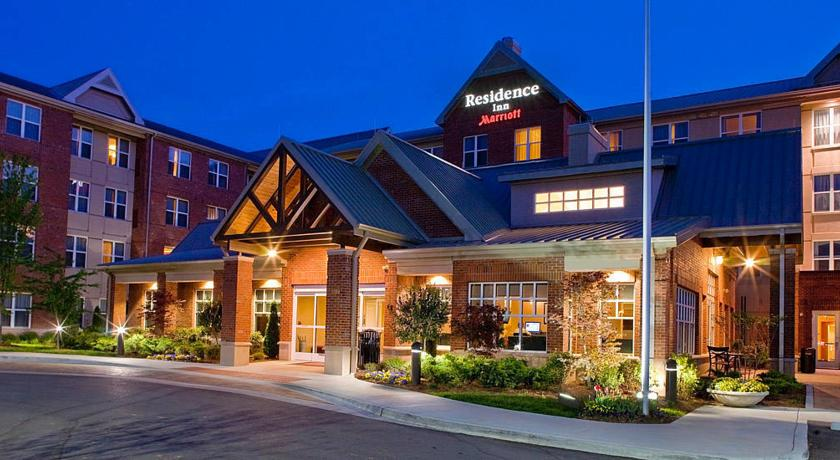 Фото отеля Residence Inn Franklin Cool Springs - TN -