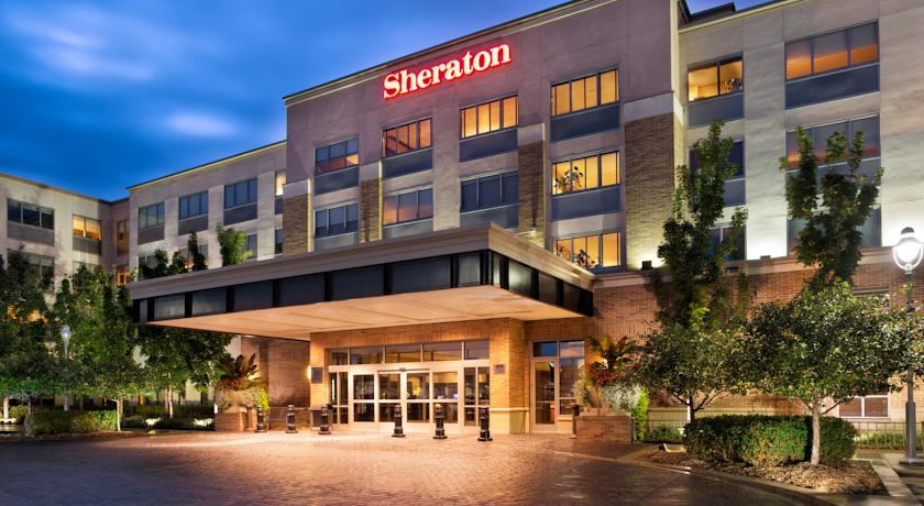 Фото отеля Sheraton Minneapolis Midtown 3*