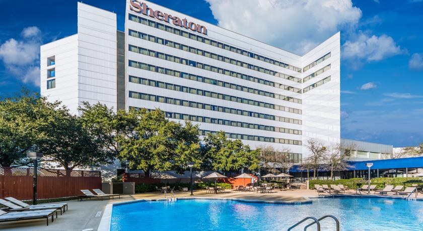 Фото отеля Sheraton North Houston at George Bush Intercontinental 4*