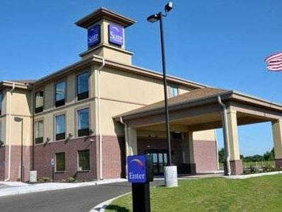 Фото отеля Sleep Inn & Suites Dyersburg 2*