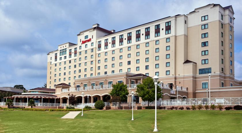 Фото отеля Spartanburg Marriott at Renaissance Park 4*