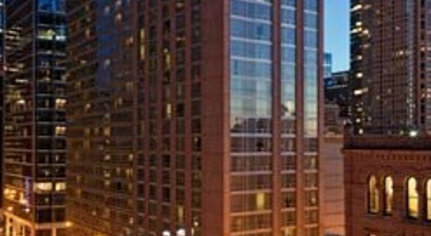 Фото отеля SpringHill Suites Chicago Downtown - River North 3*