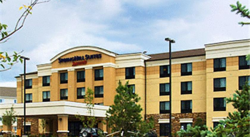 Фото отеля SpringHill Suites Colorado Springs South -