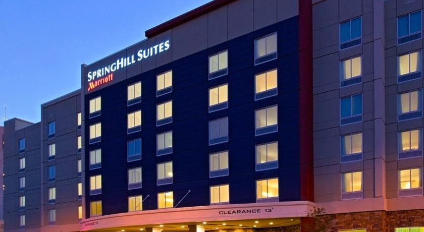 Фото отеля Springhill Suites San Antonio Downtown - Alamo Plaza 3*