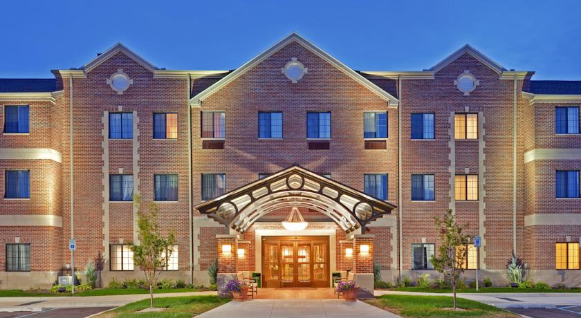Фото отеля Staybridge Suites Indianapolis-Carmel -