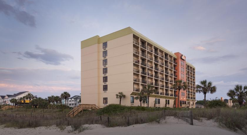 Фото отеля Surfside Beach Resort 3*