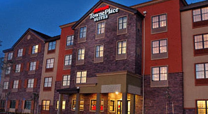 ���� ����� TownePlace Suites - Sacramento - Roseville CA 2*