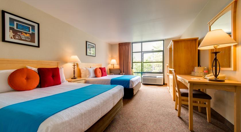 ���� ����� University Inn - Seattle 3*