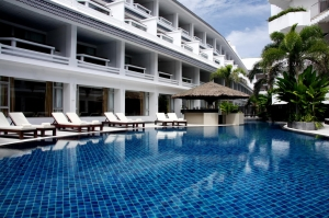 Фото отеля Courtyard By Marriott Phuket At Patong Beach 4*