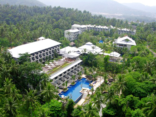 Фото отеля Horizon Karon Beach Resort & Spa 4*