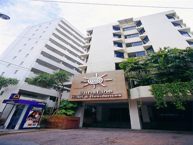 ���� ����� Sunshine Hotel & Residences 3*
