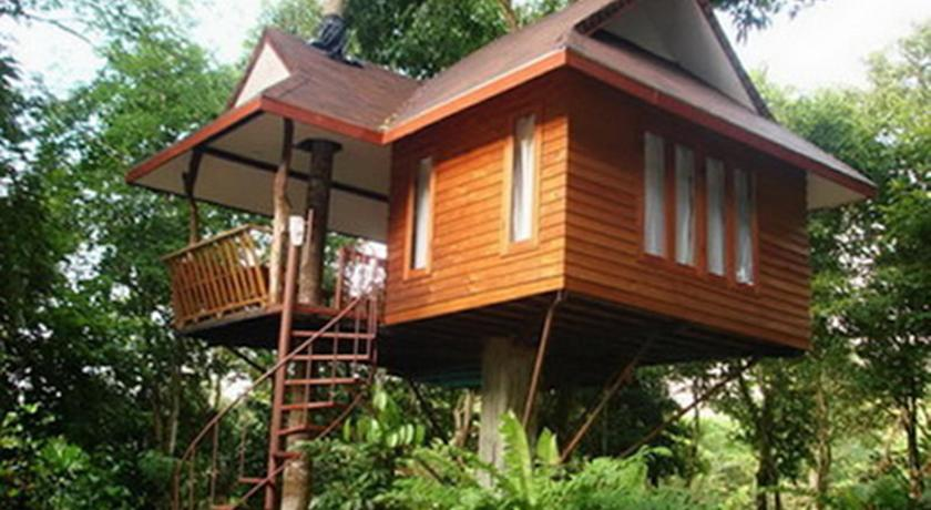Фото отеля Baan Khao Sok Resort -