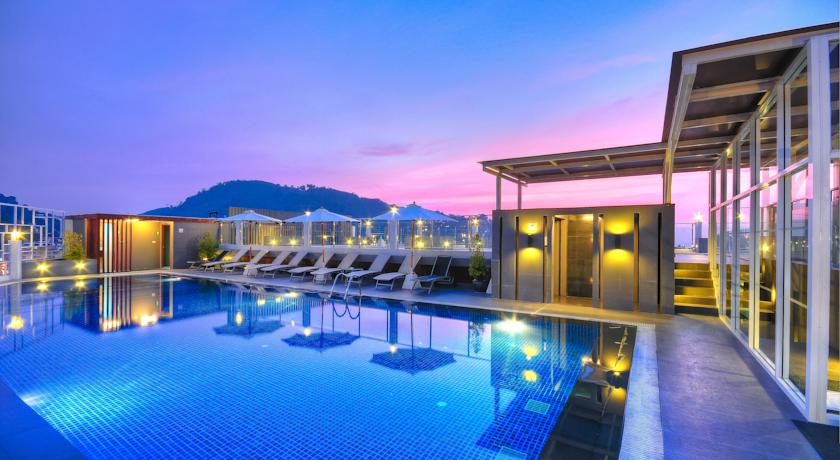 Фото отеля Citrus Heights Patong Phuket 4*
