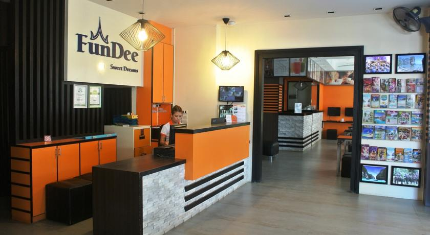 Фото отеля FunDee Boutique 3*