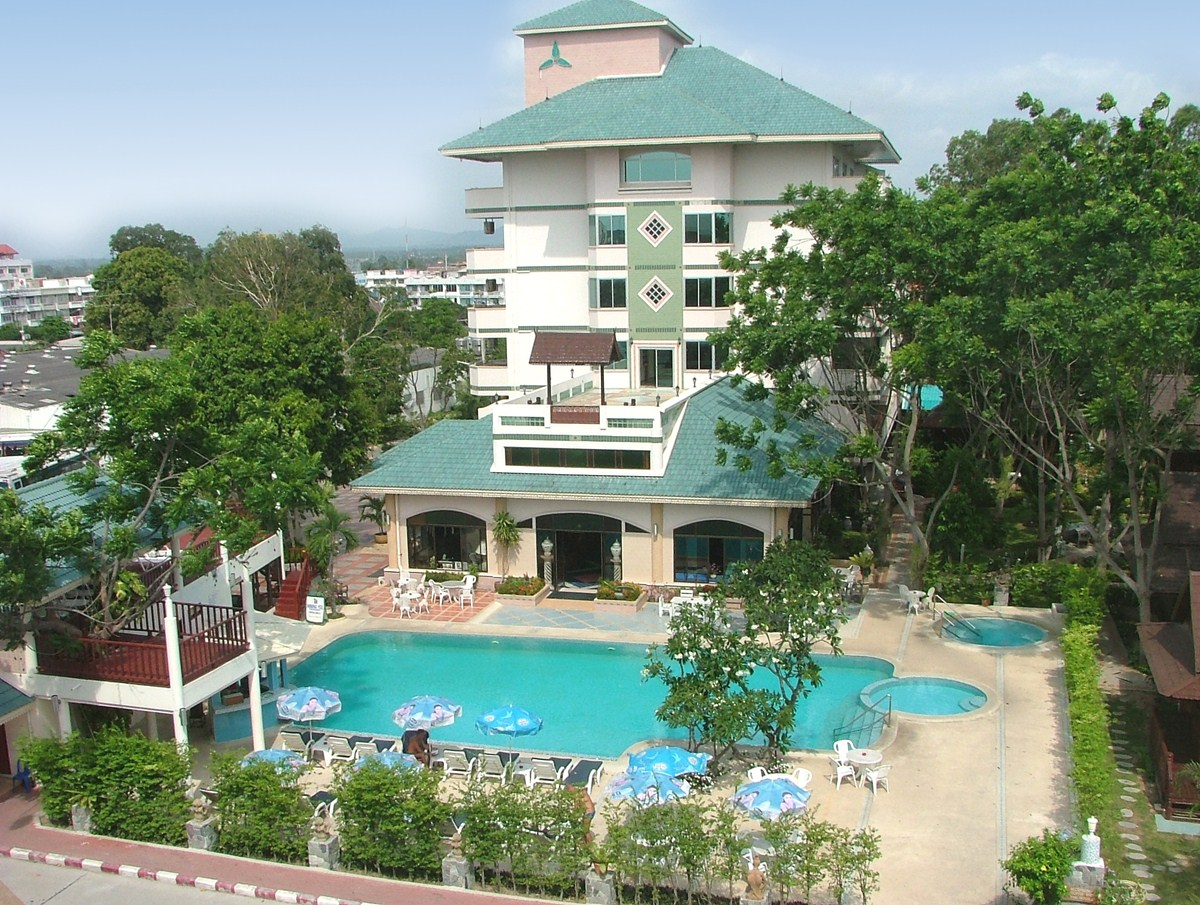 ���� ����� Diana Garden Resort 3*