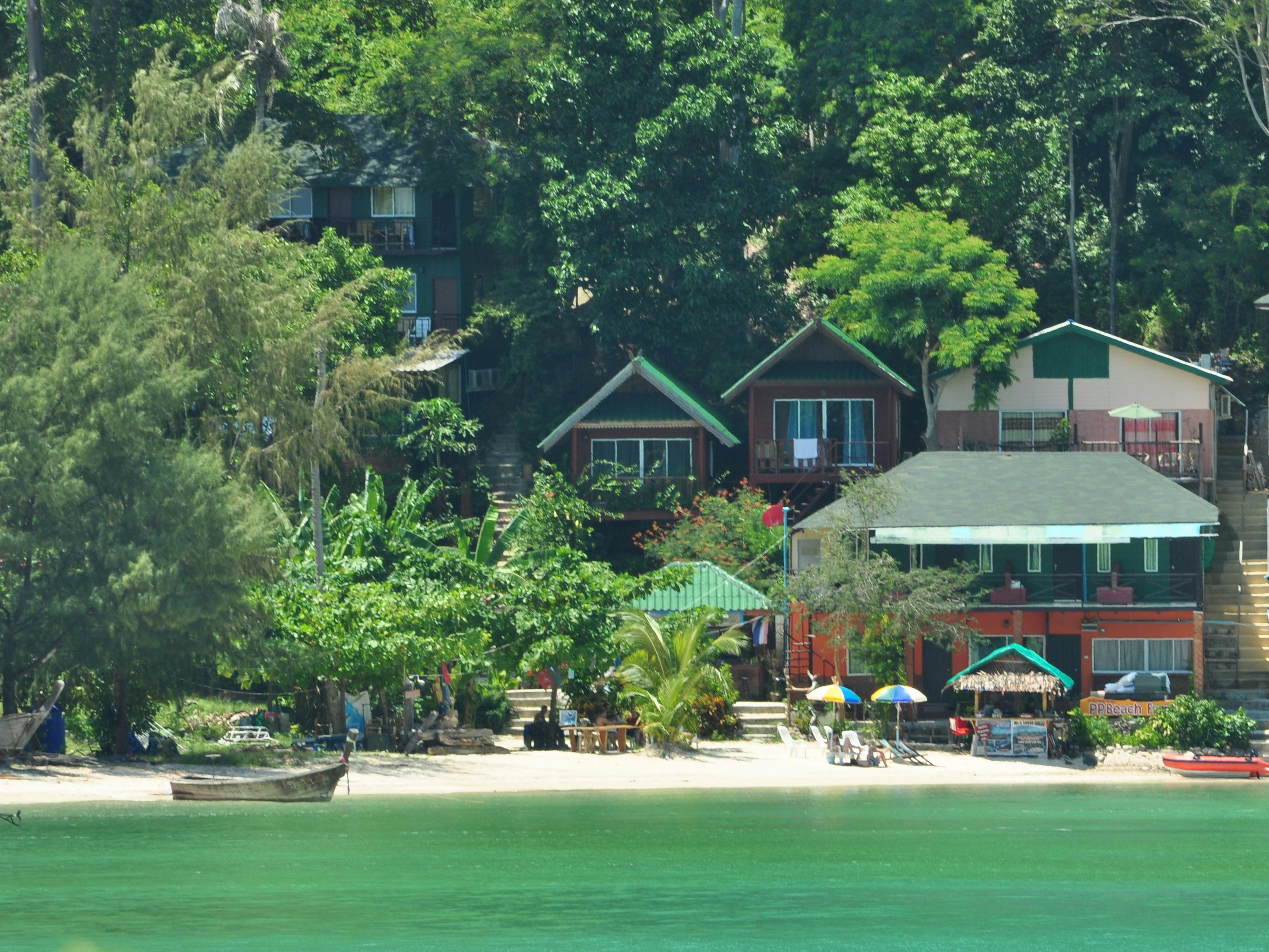 ���� ����� Phi Phi Beach Front Resort 2*